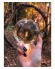 KILLSTAR Klare Kristallkugel 8 cm