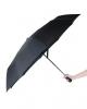 KILLSTAR Vampyr Regenschirm mit Totenkopf