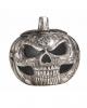 Pumpkin Skull Bowl