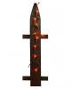 LED Lichterkette orange 235cm
