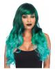 Mermaids Wig Wavy Green