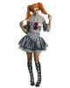 Pennywise IT Ladies Costume