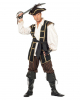 Piraten Commander Herren Kostüm