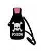 Poison Bottle Handtasche Vinyl