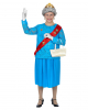 Queen Elizabeth Men Costume