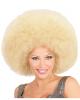 Riesige Afro Perücke Blond