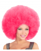 Giant Afro Wig Pink