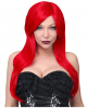 """Red Cosplay Longhair Wig """"Jessica"""""""