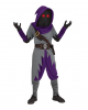 Shadow Runner Costume With Glowing Eyes