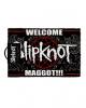 Slipknot Welcome Maggot Doormat