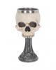 Skull Goblet - Anne Stokes Skull Chalice