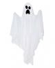 Weißer Geist Halloween Hängefigur 80 cm