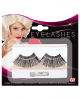 Eyelashes Black Extra Long