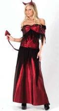 Devil's Witch Costume Gr. SM 36-38