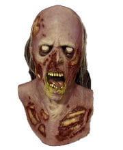 Necroromance Zombie Maske