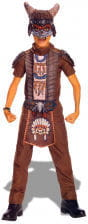 Apachen Krieger Kinderkostüm M