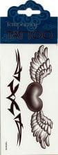 Temporary Tattoo Angel Heart