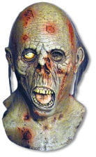 Zombiefied Latex Mask