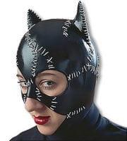 Catwoman Latex Mask