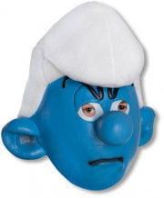Muffi Smurf mask