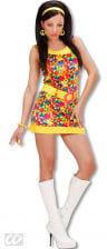Funky Girl Kostüm Gr. L