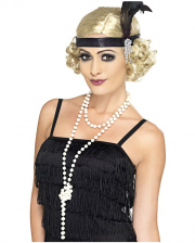 20s Charleston Pearl Necklace