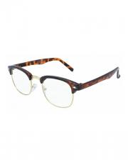 50er Jahre Großvater Brille