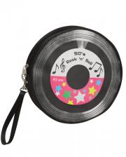 50s Vinyl Handbag