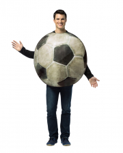 Realistic Football Costume For Adults