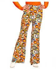 Groovy 70`s Women's Trousers Bubbles