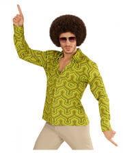 Groovy 70s Shirt Wallpaper
