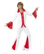 70er Jahre Super Trooper Herren Kostüm