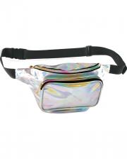 70's Hologram Belly Bag