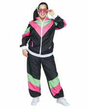 80's Bad Taste Tracksuit Plus Size