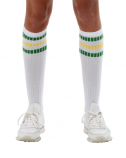 80s Sports Socks As Costume Accessories