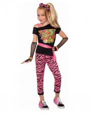 80's Wild Child Child Costume