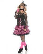 80s Pop Party Girl Kostüm