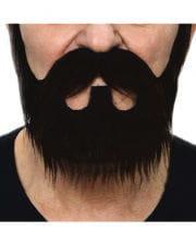 Adventurer Beard Dark Brown