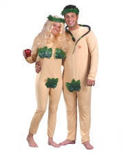 Adam und Eva Partner-Kostüm