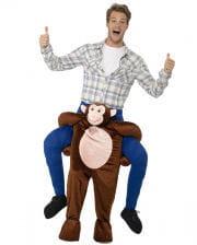 Rider On Monkey Piggyback Costume