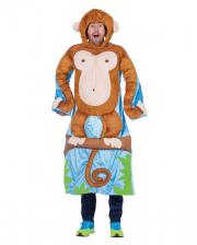 Monkey In Tree Men Costume