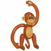 Monkey inflatable