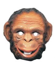 Children Monkey Half Mask