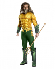 Aquaman Muscle Men Costume Deluxe