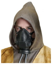 HALLOWEEN ZOMBIE BIO HAZARD DISASTER GAS MASK Mens Ladies Womens Fancy Dress