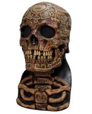 Aztec Skull Mask