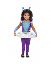 Alien Infant Costume Purple