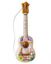 Hawaii Inflatable Guitar