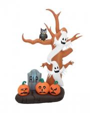 Big Ghost Tree Halloween Inflatable Figure 270 Cm