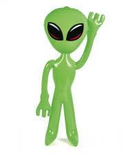 Alien inflatable ca. 91 cm